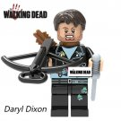 Walking Dead Series Daryl Dixon TV Minifigure Mini Figure for LEGO Horror