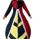 Classic Queen of Hearts Alice in Wonderland Disney Character Costume Adult Custom Design Cosplay