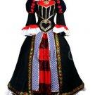 Queen of Hearts Alice in Wonderland movie Disney Character Costume Adult Custom Design Cosplay