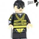 Michael Jackson Pop Artist Mini Figure for LEGO Hollywood Celebrity Gold