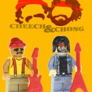 Cheech and Chong Limited edition LEGO Minifigures set MinI Figures Toys