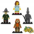 Wizard of Oz Movie Characters Lego Minifigure Mini Figures - Limited time