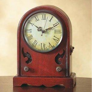 Antique Desk Clock
