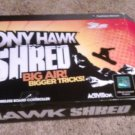 TONY HAWK SHRED BIG AIR PS3 PLAY STATION 3 Game and Wireless Board