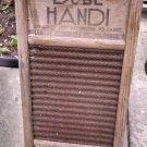 Vintage Dubl Handi Washboard, Columbus OH