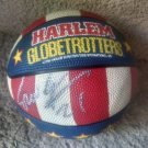 Vintage Authentic licensed Harlem Globetrotters Signed # 21 mini Basketball
