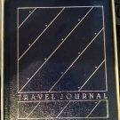 NIB Hallmark~TRAVEL JOURNAL~1984~Navy Stripes  #RA3206