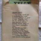 1956 Original Copy OLD YELLER, as Disney movie promo, pocket book, F. Gibson