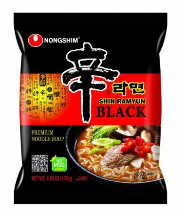 Shin Black Ramen 4 Packs