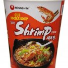 Shrimp Cup Ramen 6 Cups