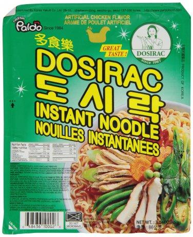 Dosirac Noodle Chicken Flavor 12 Packs