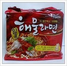 Seafood Ramen Noodle 5 Packs