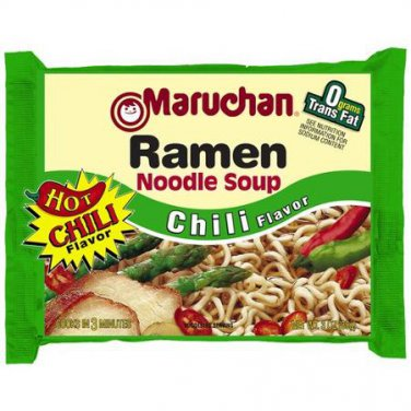 Maruchan Chili Flavor Ramen 24 Packs