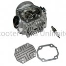 Motor Engine Cylinder Head w Plug 50cc Honda Dirt Pit Bike CRF50 XR50 Z50 Z50R