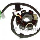 Go Kart Buggy Stator Magneto 8 Pole Stator Parts Yerf Dog 150cc GX150 Spiderbox