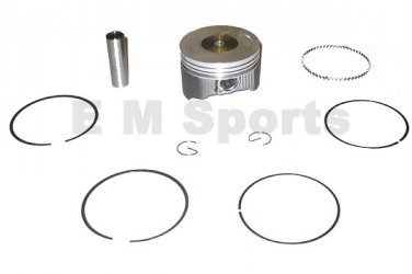 Gas Scooter Moped Bike Motorcycle Engine Motro Parts 67mm Piston Kit Ring 250cc