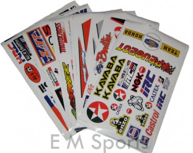 Mini Atv Dirt Pocket Bike Parts Stickers Decal 47cc 49cc