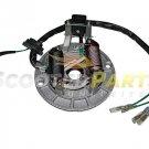 Dirt Pit Bike Stator Winding 2 Pole Magneto 125cc For SR125 TR AUTO SEMI Parts