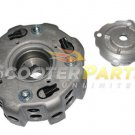 70cc 125cc Chinese Dirt Pit Bike Clutch Assembly For COOLSTER QG-210 QG-214S