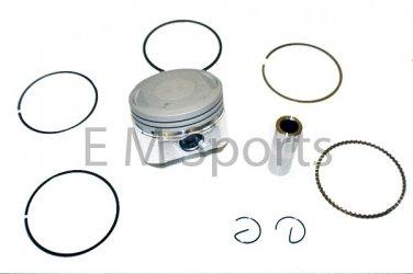 Gas Dirt Pit Bike 150cc Piston Kit 56.5mm Parts Lifan Engine Motor 1P56FMJ