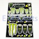 Dirt Pit Bike 50cc 70cc 90cc 110cc 125cc 138cc 140 150 Decal Sticker Graphic MM