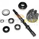 Water Pump Engine Motor Parts For 250cc Atv Quad Kazuma Cougar Gator Falcon 250