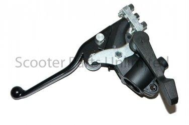 Mini Pocket Atv Quad Thumb Control w Brake Lever Parts 47cc 49cc A4 Evo Cobra
