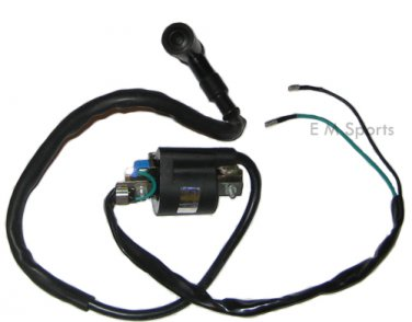 Atv Quad Engine Motor Ignition Coil Magneto Parts 125cc COOLSTER 3125XR8-S 3125C