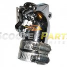 Alloy Intake Manifold Reed Valve For Scooter Moped Bike KYMCO ZX 50 Fever II