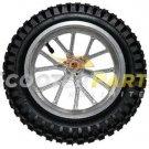 Tire Front Wheel Mini Pocket Dirt Bike 47cc 49cc 50cc COOLSER QG-50 RX1 Traxxis