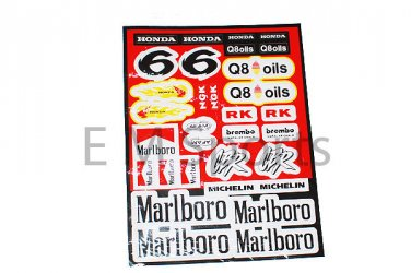 Dirt Pit Bike 50cc 70cc 90cc 110cc 125cc 138cc 140 150 Decal Sticker Graphic MAR