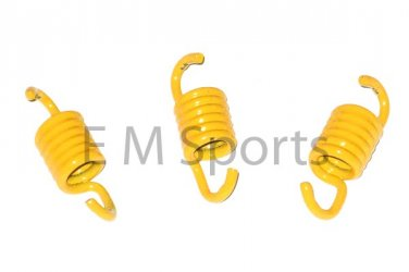 Gy6 Scooter Moped Atv Quad 125cc 150cc Clutch Springs 1500 RPM BMS BAJA JCL NST