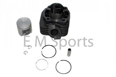 Scooter Moped Big Bore Cylinder Piston Kit 50cc - 71cc Baccio DLX 50 VX 50 Parts