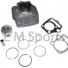 Dirt Pit Bike Lifan 1P54FMJ Engine Motor Cylinder Piston Rings 138cc Parts