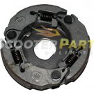 49cc 50cc Clutch w Springs For Scooter Moped Adly Moto Jet Noble 50 Thunderbike
