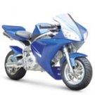 4 Stroke Mini Bike Part Twist Throttle Control Grip 110cc X15 X18 X19 X22 Silver