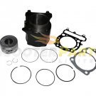 250cc VOG Linhai Chinese Scooter Moped Cylinder Kit w Piston & Rings Motor Parts