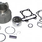 Scooter Moped Motor Big Bore Cylinder Kit 50cc to 85cc Lifan S-RAY 50 LFQT 26