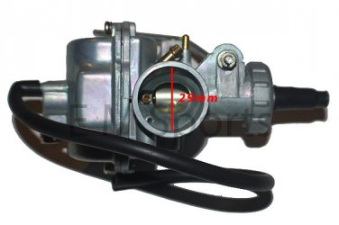 China Atv Quad Carburetor Carb 20mm 150cc BAJA KAZUMA ROKETA SUNL YERFDOG PZ20