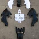 Dirt Pit Bike Fairing Body Plastic 125cc Legacy SSR SR125-B2 SR125-E2 E4 Black