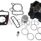 Cylinder Kit Piston Rings For 49cc 50cc BAJA WILDERNESS TRAIL 50 WD50-U Atv Quad