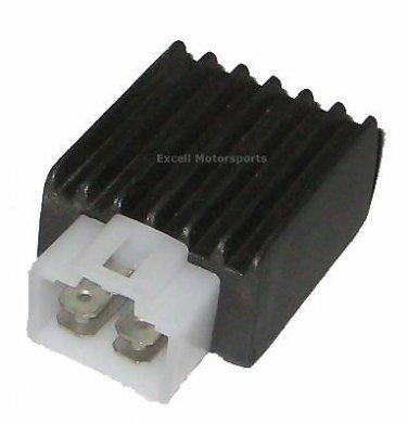 Voltage Regulator Relay Parts For 49cc 50cc BAJA WILDERNESS TRAIL 50 WD50-U