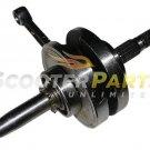 Dirt Pit Bike Engine Motor Crank Shaft 138cc 140cc Parts LF1P55FMJ 59MM Lifan