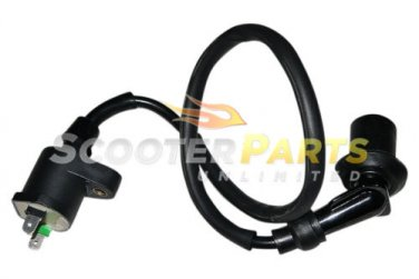 Go Kart 4 Wheeler 150cc Ignition Coil Hammerhead Gran Turismo Super Sport 150