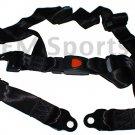 Go Kart Buggy Seat Saftey Belt Harness Kit 150cc Hammerhead HH Mudhead SS-150
