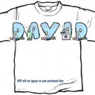 T-shirt, Your NAME in DOCTOR, male nurse, medical ER - (Adult xxLg)