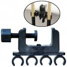 Porper 4 Pool Cue Clamp Holder