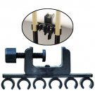 Porper 6 Pool Cue Clamp Holder