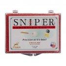 Tiger Sniper Tips, Box of 12, 14mm