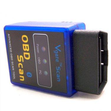 ELM327 OBDII OBD2 Mini Auto Diagnostic Scanner Bluetooth Tool